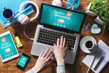 Online shop management