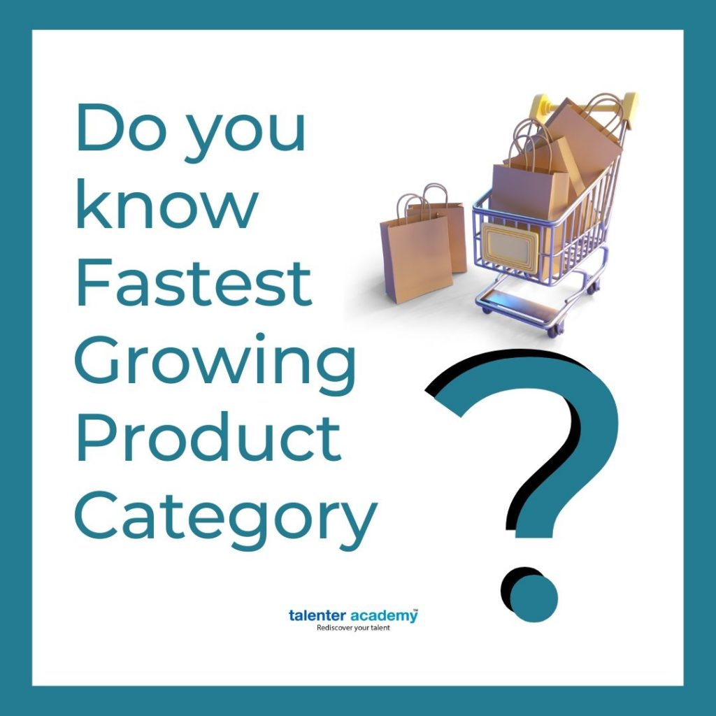 fastest growing product